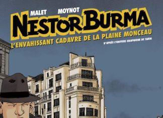 Nestor BURMA - 07 - envahissant cadavre de la plaine Monceau