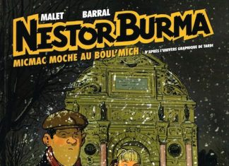 Nestor BURMA - 09 - Micmac moche au Boul Mich