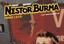Nestor BURMA - 10 - Nestor Burma contre C.Q.F.D.-
