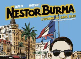 Nestor BURMA - 11 - L'homme au sang bleu