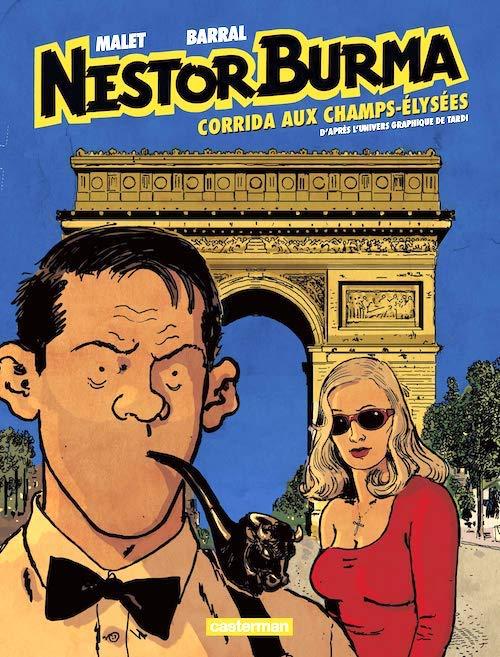 Nestor BURMA - 12 - Corrida aux Champs-Élysées