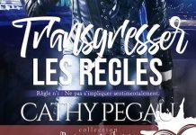 Cathy PEGAU - Transgresser les regles