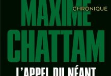 Maxime CHATTAM - appel du neant