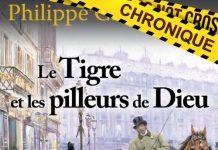 Philippe GRANDCOING : Une enquête d'Hippolyte Salvignac - 01 - Le tigre et les pilleurs de Dieu