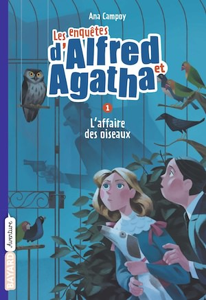 Ana CAMPOY - Les enquetes Alfred et Agatha - 01