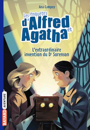 Ana CAMPOY - Les enquetes Alfred et Agatha - 03