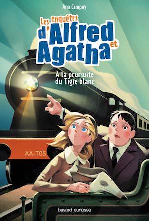 Ana CAMPOY - Les enquetes Alfred et Agatha - 05