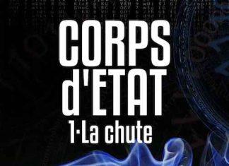 Christophe MARTINOLLI - Corps etat - 01 - La chute