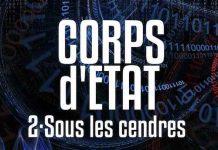 Christophe MARTINOLLI - Corps etat - 02 - Sous les cendres