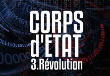Christophe MARTINOLLI - Corps etat - 03 - Revolution