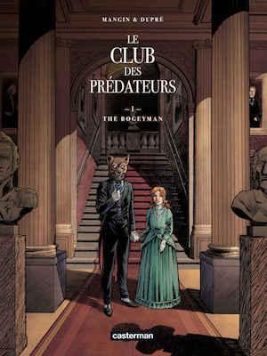 Le Club des predateurs - 01