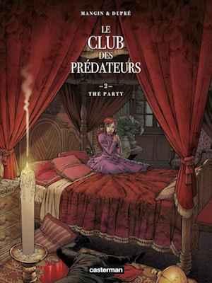 Le Club des predateurs - 02
