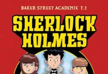 Sam HEARN - Baker Street Academy - 01 - Sherlock Holmes et le diamant disparu