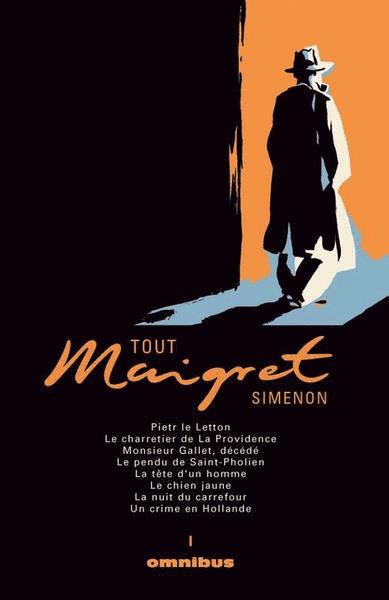 Georges SIMENON - Tout Maigret