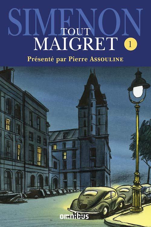 SIMENON - Tout Maigret - 01