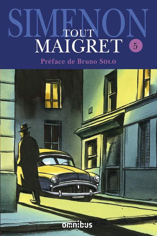 SIMENON - Tout Maigret - 05