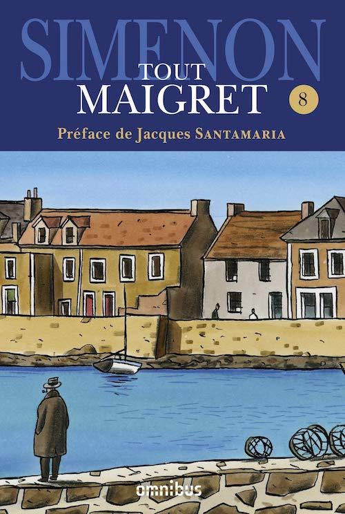 SIMENON - Tout Maigret - 08
