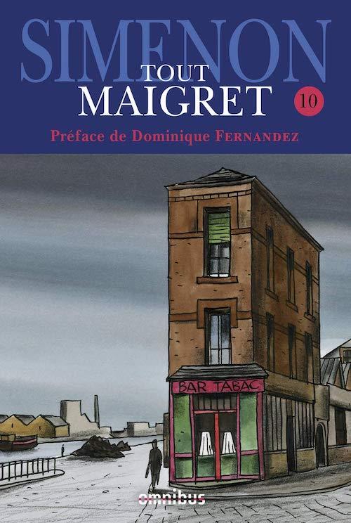 SIMENON - Tout Maigret - 10