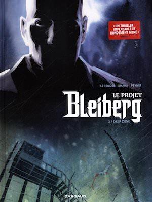 Serie BD - Le projet BLEIBERG - 02