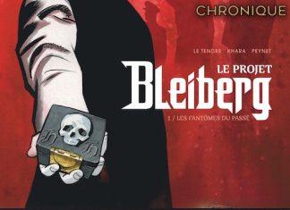 Serie BD - Le projet BLEIBERG