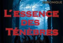 Tom CLEARLAKE - essence des tenebres