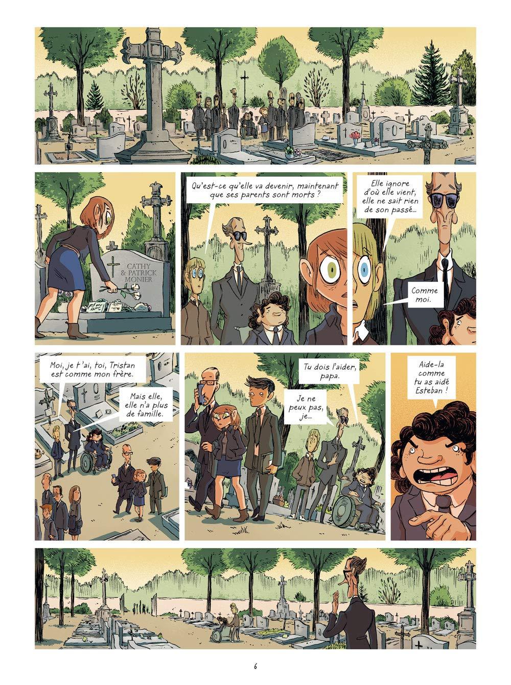 Franck THILLIEZ et YOMGUI DUMONT - La brigade des cauchemars - tome 2 - Nicolas