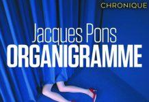 Jacques PONS - Organigramme
