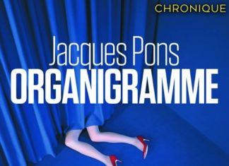 Jacques PONS - Organigramme