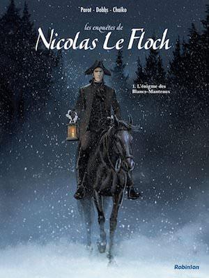 enquetes de Nicolas Le Floch en BD - 01