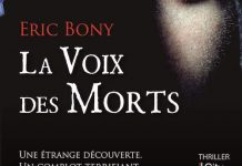 Eric BONY - La voix des morts