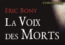 Eric BONY - voix des morts