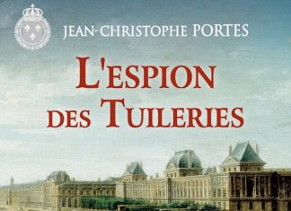 Jean-Christophe PORTES - Les enquetes de Victor Dauterive – 04 - espion des tuileries -
