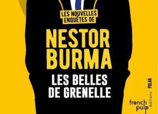 Michel QUINT - Nestor Burma – 03 – Les belles de Grenelle