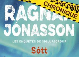 Ragnar JONASSON - Enquetes de Siglufjordur - 03 - Sott