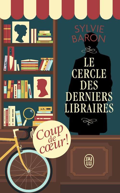 Sylvie BARON - le cercle des derniers libraires