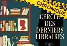 Sylvie BARON - le cercle des derniers libraires-