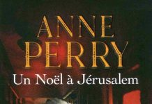 Anne PERRY - Un Noel Jerusalem