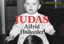 Astrid HOLLEEDER : Judas