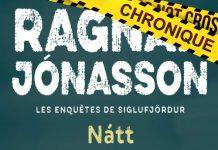 Ragnar JONASSON - Enquetes de Siglufjordur - Natt