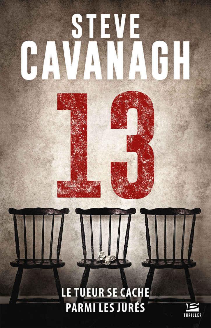 Steve CAVANAGH - 13