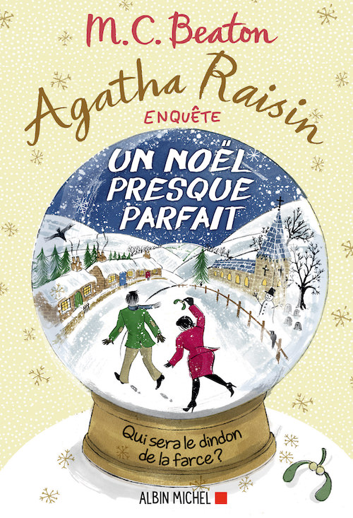 Agatha Raisin - 18 - Un Noël presque parfait