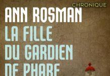 Ann ROSMAN - La fille du gardien de phare-