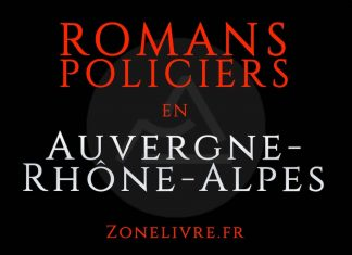 Romans Policiers Auvergne-rhone-alpes