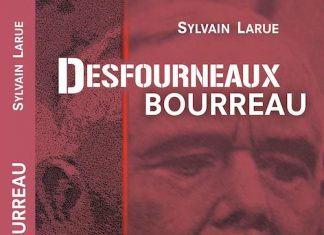 Sylvain LARUE - Desfourneaux bourreau