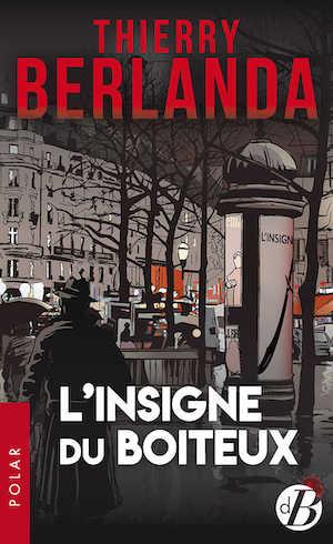 Thierry BERLANDA - insigne du boiteux