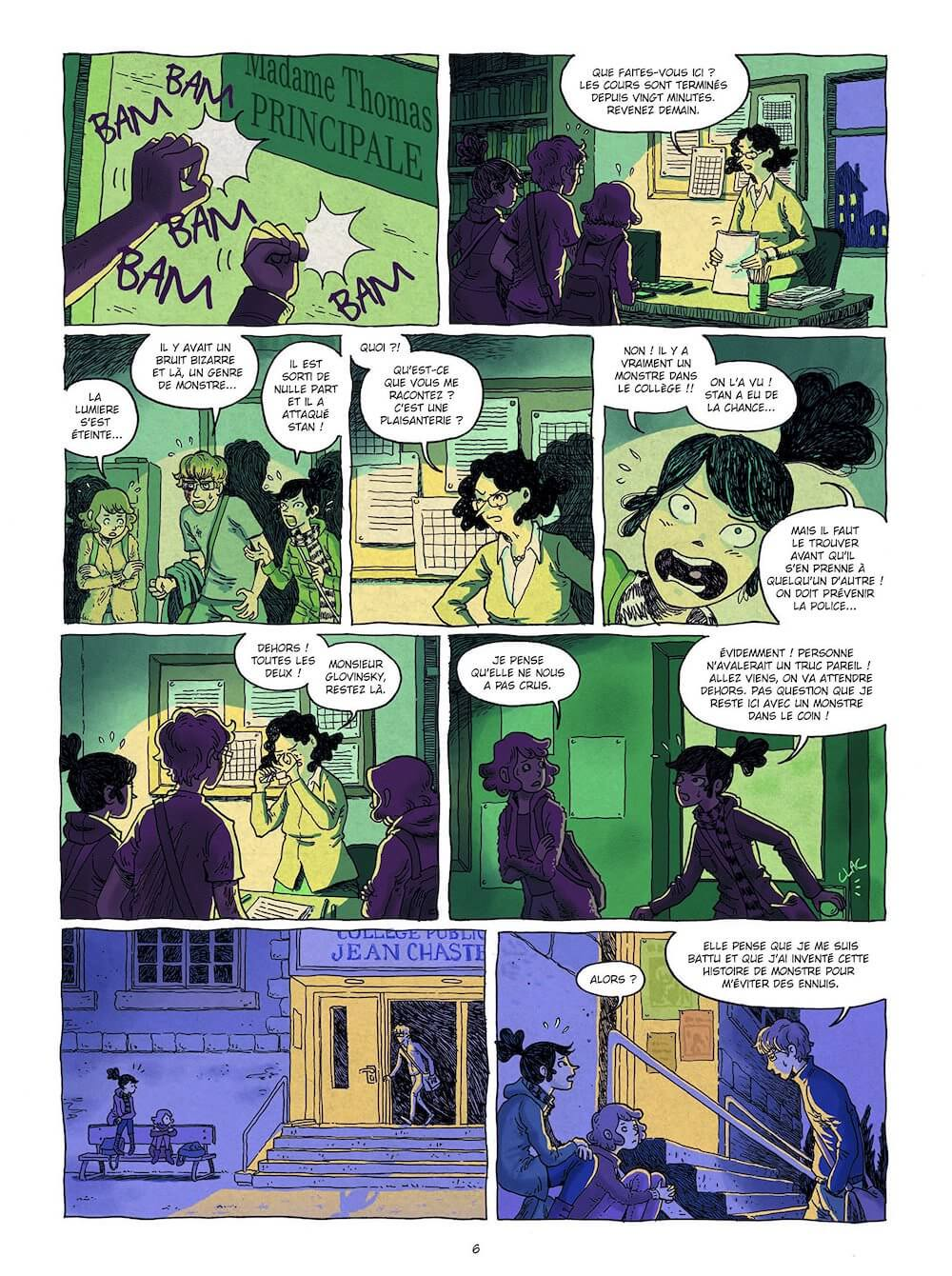 Alicia JARABA et N. M. ZIMMERMANN - Les detectives du surnaturel