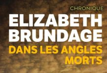 Elizabeth BRUNDAGE : Dans les angles morts