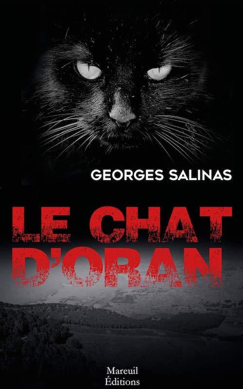 Georges SALINAS - Le chat Oran