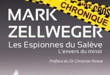 Mark ZELLWEGER : Les espionnes du Salève - 01 - L'envers du miroir