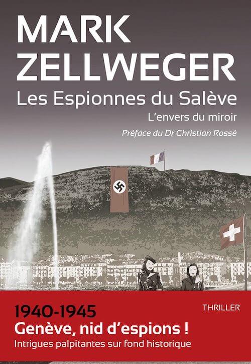 Mark ZELLWEGER - espionnes du Salève - envers du miroir